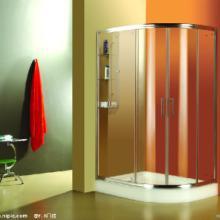 供应刀型圆弧淋浴房