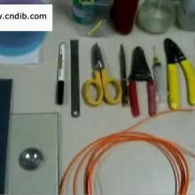 供應光纖連接器快速研磨工具套圖片