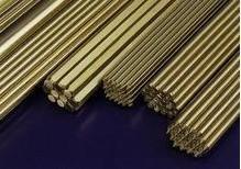 供应H59/H60无铅易切削环保黄铜棒 直径2.5mm环保黄铜棒价格