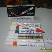 供应日本斑马漆油笔斑马油漆笔zebra油漆笔全国批发