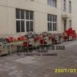 PVC型材装饰板材设备,PVC异型材生产线