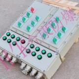 供应保温化工泵防爆控制箱 玻璃钢耐酸泵防爆控制柜订做