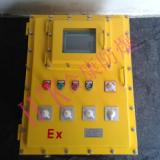 供应无线遥控防爆控制柜 行车无线遥控控制柜订做