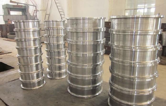 供应起重机车轮锻件供货商/起重机车轮锻件