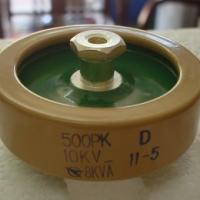 供应高压陶瓷电容500PK/10KV