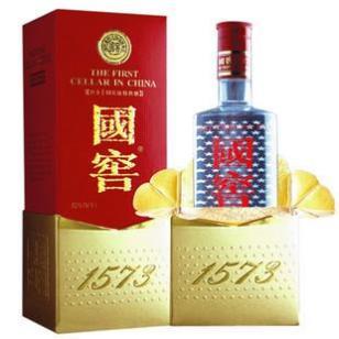 国窖1573泸州老窖白酒送礼用酒图片