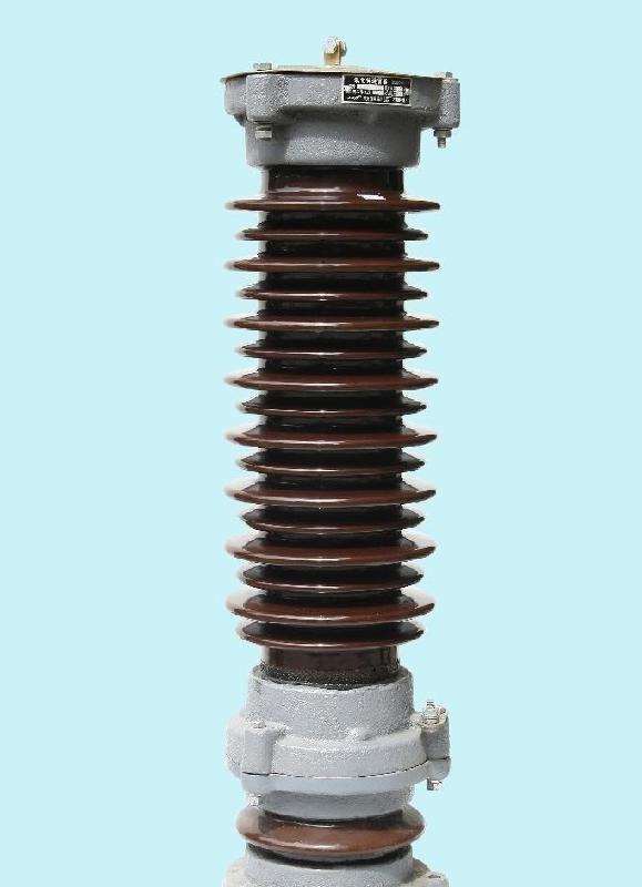 高压避雷器图片|高压避雷器高压图|样板避雷器崩三包坏情表图片