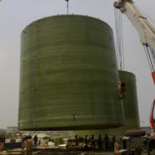 玻璃钢贮罐优质供应商-河北中意玻璃钢 13623382479图片