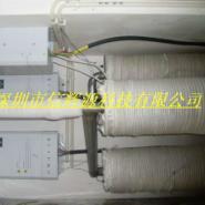 吉林白城水料造粒机电磁加热器报价图片