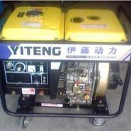 小型柴油发电机图片