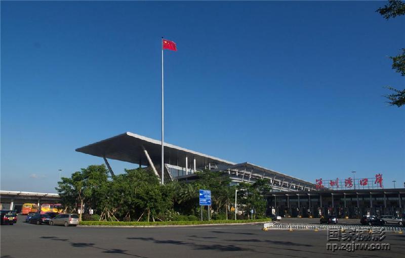 从深圳湾出境去香港湾仔中环怎么走_从深圳湾