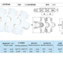 供应柔性输送塑料链板/全国促销热卖中图片