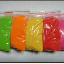 供应人工染色彩砂鱼缸砂水晶砂 图片