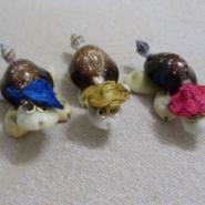 饰品批发海螺贝壳批发海螺挂件批发图片