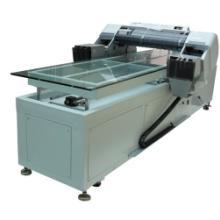 供应高档红酒木盒表面图案标牌印刷机批发