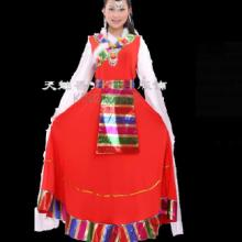 供应藏族七彩表演服