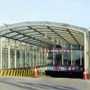 北京哪有阳光棚玻璃雨棚专业安装厂图片