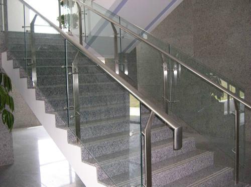 供应北京最专业不锈钢楼梯扶手制作安装13910563283-钢楼梯