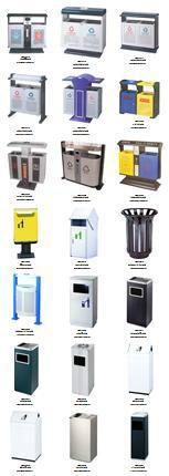 供应单桶垃圾桶