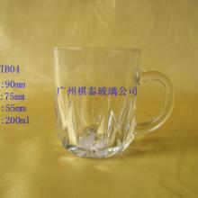 供应厂家玻璃高白料水杯