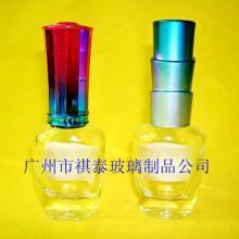 供应玻璃指甲油瓶