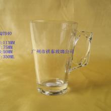 供应玻璃高白料手柄水杯