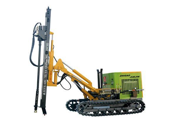 供应ZGXY420钻车/潜孔钻车