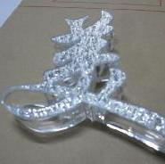 河南罗山水晶发光字图片