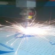 激光切割光纤激光加工制作图片