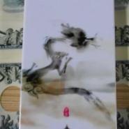 ABS手机套彩印设备图片