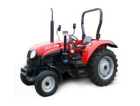 拖拉机图片 拖拉机样板图 一拖农业拖拉机 洛阳工程机械产高清图片