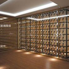 天津酒店酒窑不锈钢酒柜厂家定做