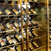 供应成都酒厂不锈钢酒架/成都酒窑酒架/镀钛不锈钢酒架