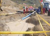供应平顶山市非开挖施工,平顶山市拖拉管工程,污水处理管道安装,穿缆批发