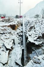 供应石家庄市非开挖顶管工程施工图片