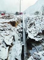 供应太谷县顶管施工,提供各种规格PE管道管材