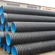 全球最具价格竞争力HDPE双壁波纹管图片