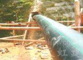 供应大丰县顶管施工承包,非开挖管道安装铺设工程,各规格PE管材,管件
