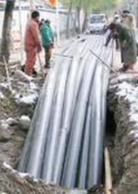 供应卢龙顶管,专业顶管施工队,非开挖工程