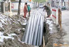 供应河北廊坊大城里坦污水管道顶管图片