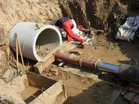 供应中卫市穿越顶管,中卫市专业顶管施工,中卫市非开挖