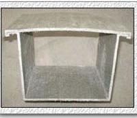 供应福建玻璃钢电缆槽