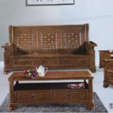 供应广西香樟木沙发实木沙发实木床家具