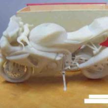 深圳制造摩托车模型