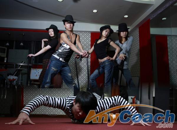 街舞专业培训
