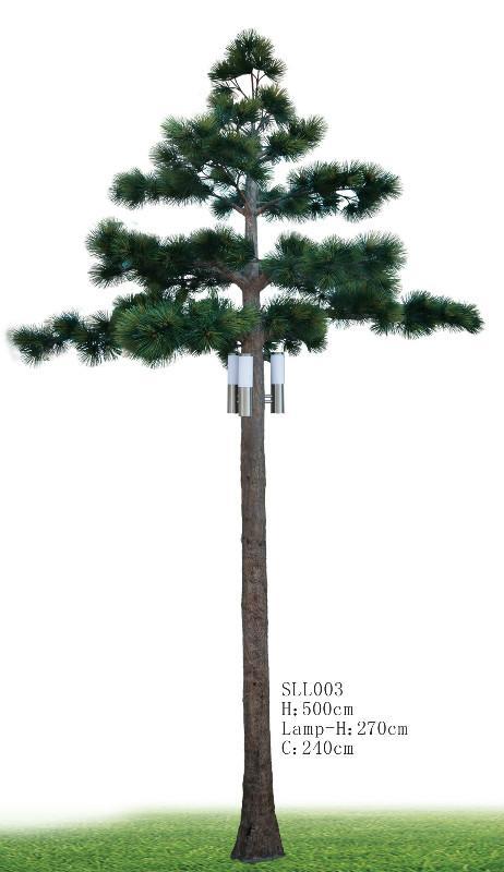 园林设计_庭院灯字型灯价格_北京市圣林三层七房屋松树设计图图片