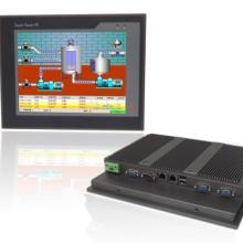 供应10寸无风扇工业平板电脑产品PPC-P104-N2600超薄工控批发