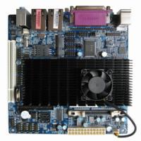 供应上海工控主板J1900芯片ITX嵌入式主板XJ-ITXJ19ZE-R10