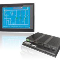 供应上海枭杰科技12寸超薄无风扇工业平板电PPC-P121N26-R10