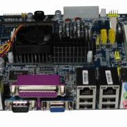 ITX凌动D525嵌入式工控主板图片